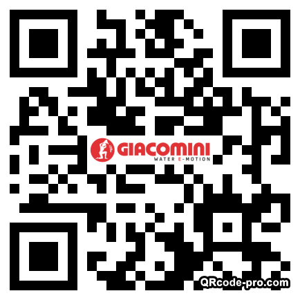QR code with logo 2db00