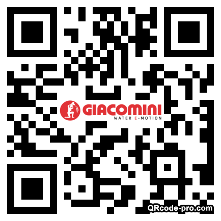 QR code with logo 2db40