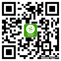 QR code with logo 2dc30