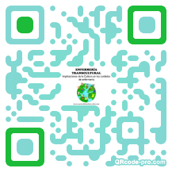 QR code with logo 2ddH0