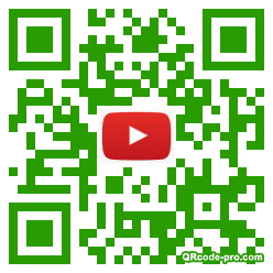 QR code with logo 2df50