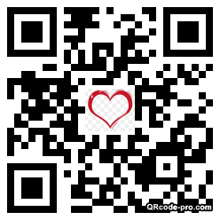 QR code with logo 2dfK0