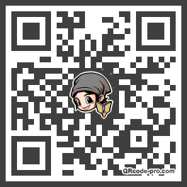 QR code with logo 2di90