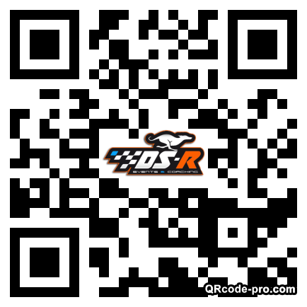 QR code with logo 2diW0