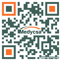 QR code with logo 2dig0