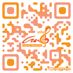 QR code with logo 2djT0