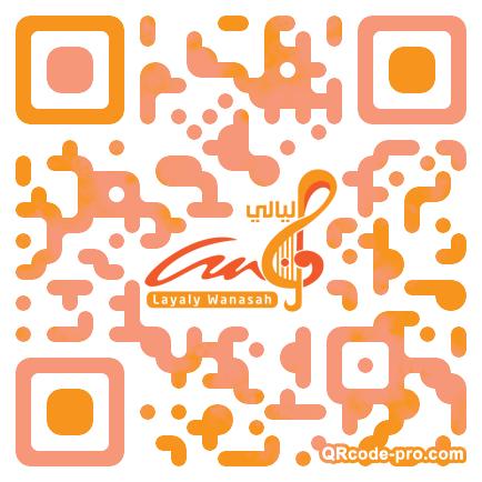 QR code with logo 2djT0
