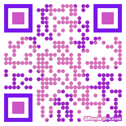 QR code with logo 2dke0