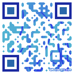 QR code with logo 2dkf0