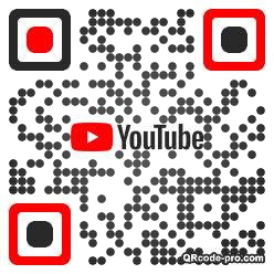 QR code with logo 2dnA0