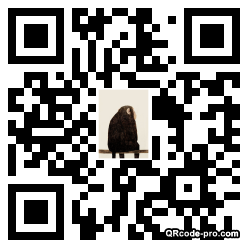 QR code with logo 2dtk0