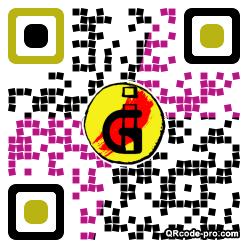 QR Code Design 2dwD0