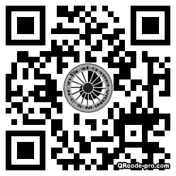 QR code with logo 2dxA0