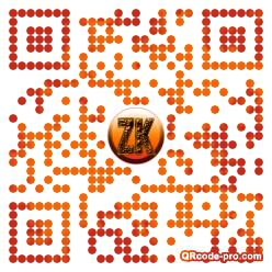 QR code with logo 2eSQ0