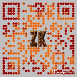 QR Code Design 2eTw0