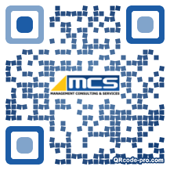 QR code with logo 2ehD0