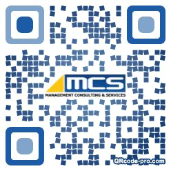 QR code with logo 2ehM0