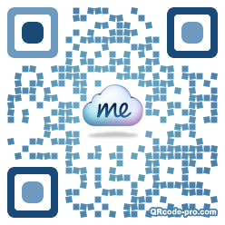 QR code with logo 2eje0