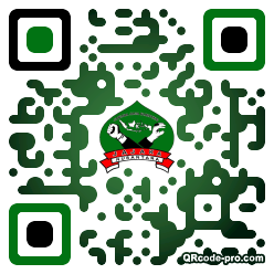 QR code with logo 2emu0
