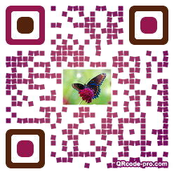 QR code with logo 2eo30