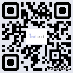 QR code with logo 2f1g0