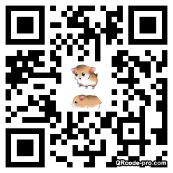 QR code with logo 2fLM0