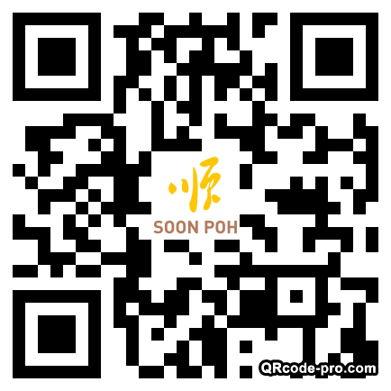 QR code with logo 2fTK0