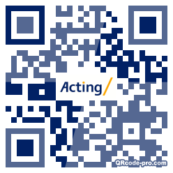 QR code with logo 2fkd0