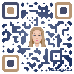 QR code with logo 2foR0