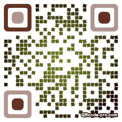 QR code with logo 2foV0