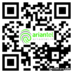 QR code with logo 2ftG0
