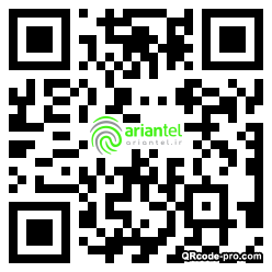 QR code with logo 2ftH0