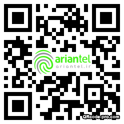 QR code with logo 2ftI0