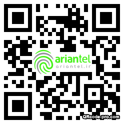 QR code with logo 2ftP0