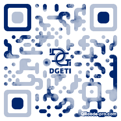 QR code with logo 2fuE0