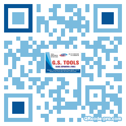 QR code with logo 2fvy0