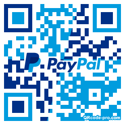 QR code with logo 2fw80