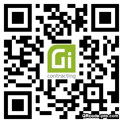 QR code with logo 2gEC0