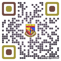 QR code with logo 2gIx0