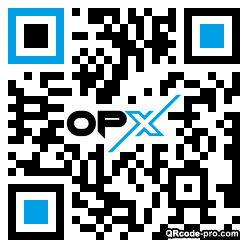 QR code with logo 2gP80
