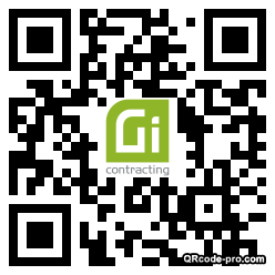 QR code with logo 2gPf0