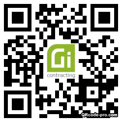 QR code with logo 2gPn0