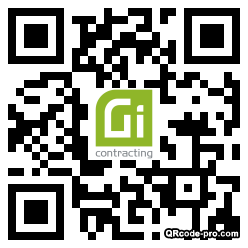QR code with logo 2gPq0