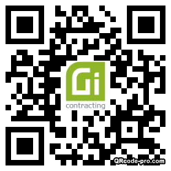 QR code with logo 2gUM0