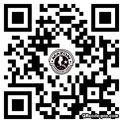 QR code with logo 2gfw0