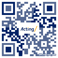 QR code with logo 2ggN0