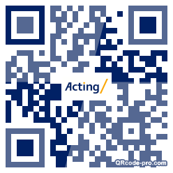 QR code with logo 2ggf0