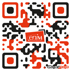 QR code with logo 2ghM0