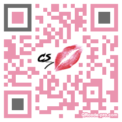 QR code with logo 2gjb0