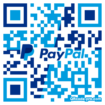 QR code with logo 2go30